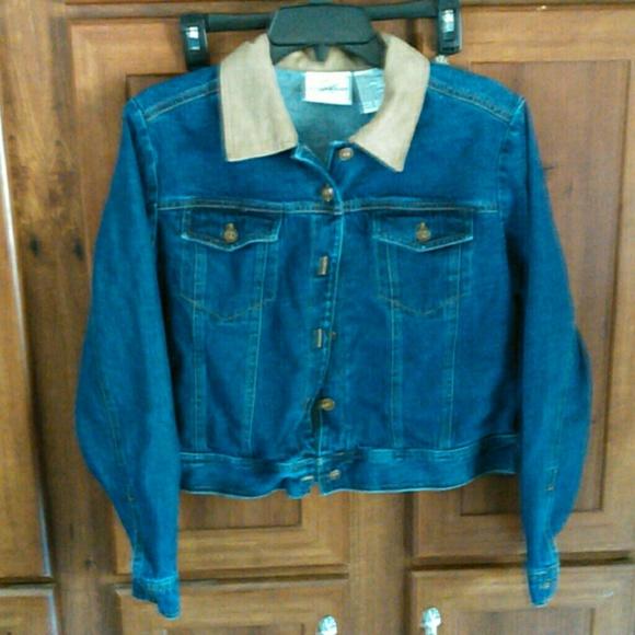 studio Ease Jackets & Blazers - Women's jean jacket
